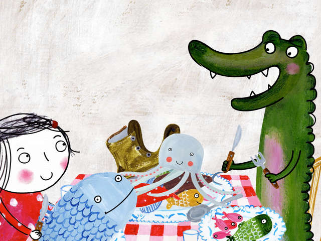 [ANIMATION CONFIRMEE] | Ciné-marmots - Rita et crocodile