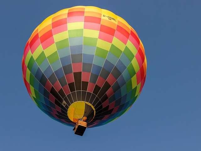 Fabrication : ma petite montgolfière