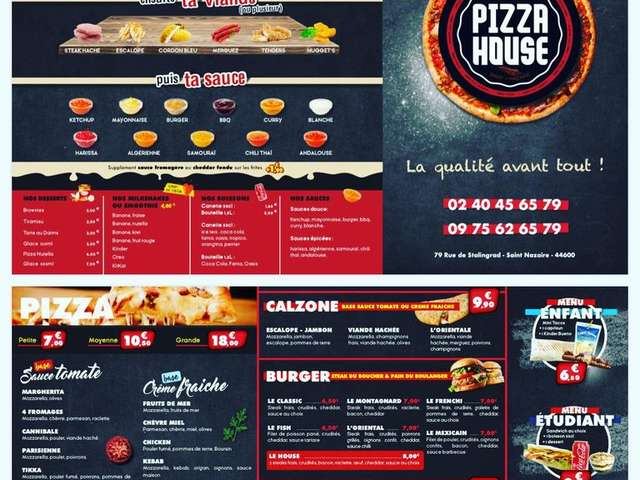 PIZZA HOUSE 44