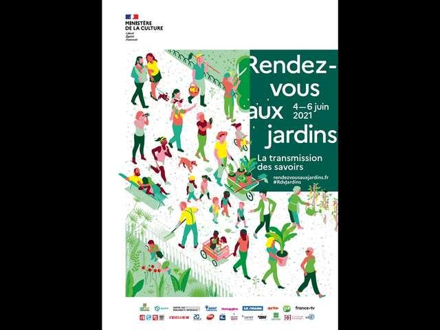 RDV AUX JARDINS : LE MARCHÉ GOURMAND DU MUSÉE ROBERT TATIN