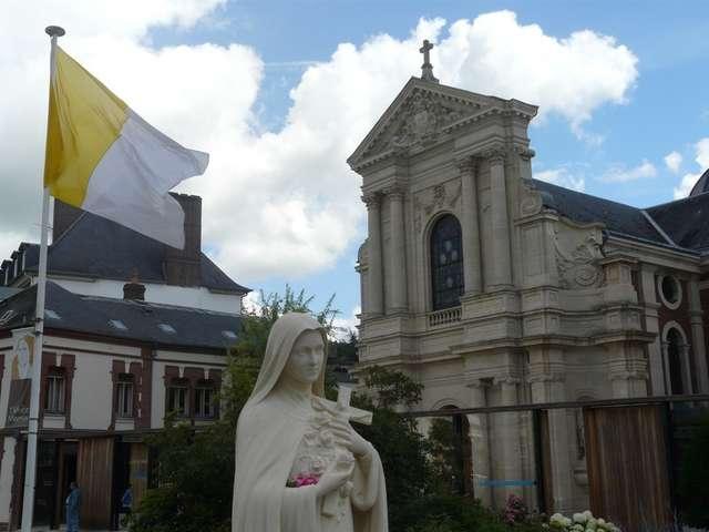 Carmel de Lisieux : Chapelle et Musée