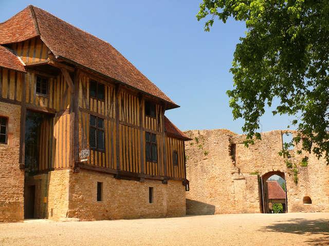Crevecoeur castle