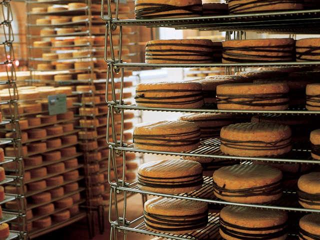 Graindorge cheese factory