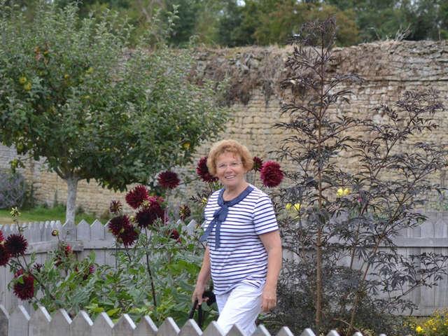 Jardin de Manou à Percy-en-Auge