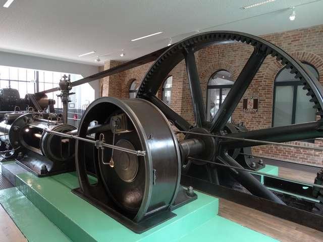 Machine à vapeur de Livarot