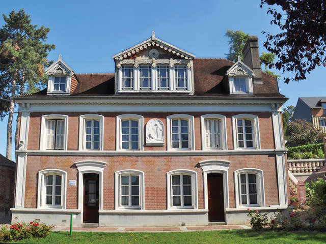 Les Buissonnets - The childhood home of Sainte Thérèse in Lisieux