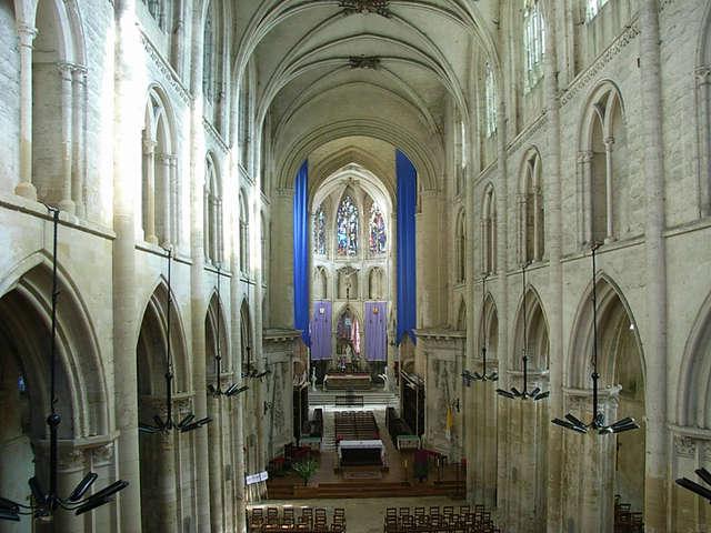 Abbaye de Saint-Pierre-sur-Dives