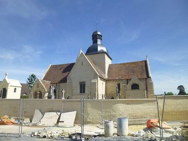 Église Saint-Pierre-du-Breuil - Mézidon-Canon