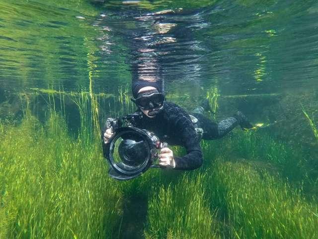 Léguer en fête - Projection de films subaquatiques