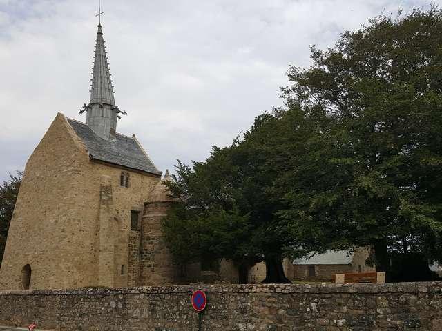 Chapelle Saint-Gonéry