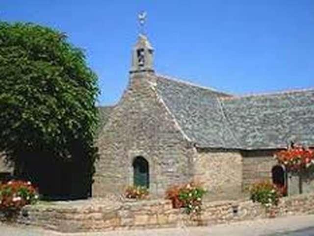 Chapelle Sainte-Anne des rochers