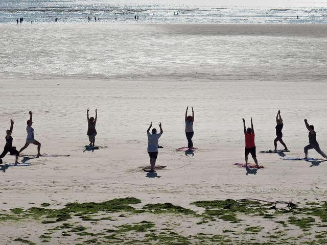 Yoga et soins au naturel