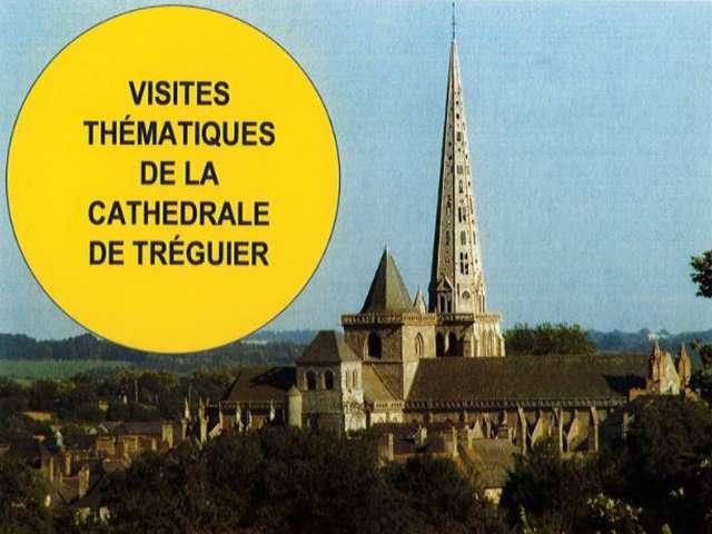 Visites thématiques de la Cathédrale Saint Tugdual