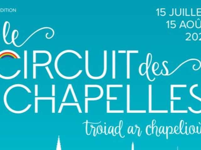 Circuit des chapelles - Peintures, collages et linogravures