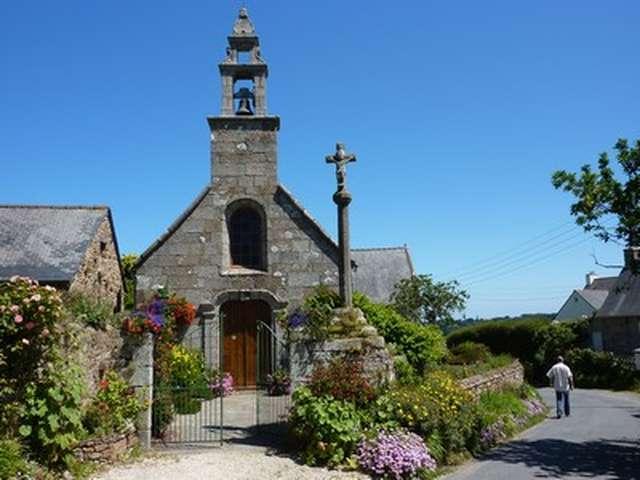 Chapelle Saint-Maudez à Kermouster