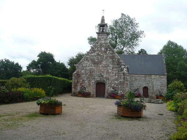Chapelle de Saint Méen