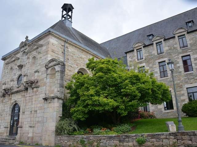 Chapelle des Ursulines - Salle d'exposition