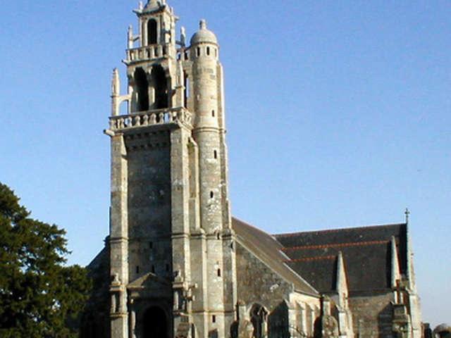 Eglise Saint-Pierre de Ploubezre