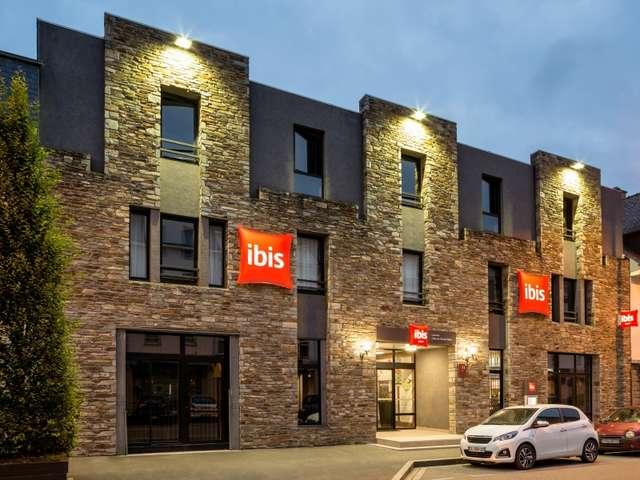 Hôtel Ibis Lannion Côte de Granit Rose