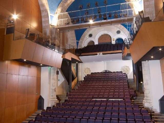 Théâtre de l'Arche - Journées du patrimoine