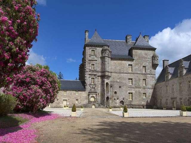 Château - Manoir de Kerroué