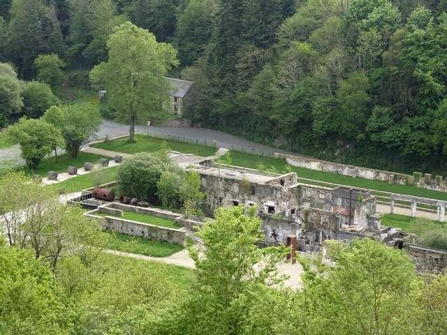 Site des papeteries Vallée en vallée du Léguer