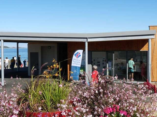 Bureau d'information touristique saisonnier de Trévou-Tréguignec