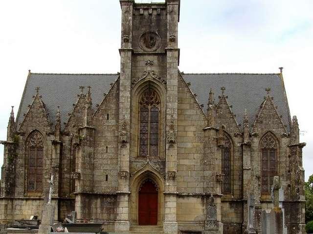 Chapelle de St Yvi