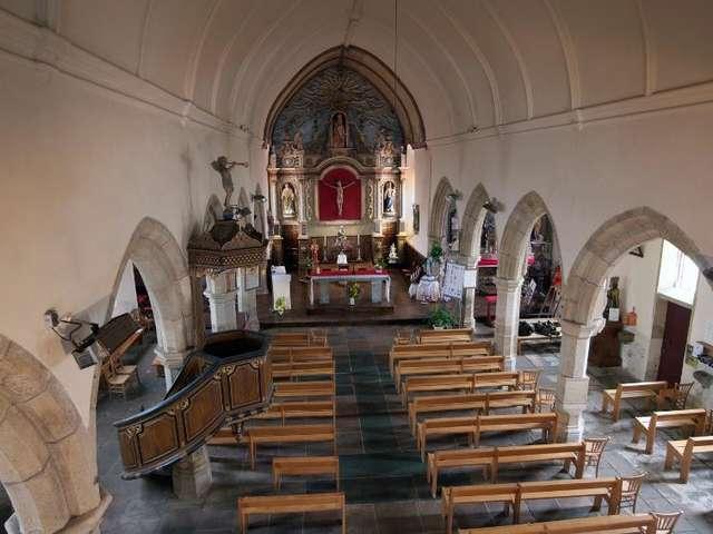 Léguer en fête - Visite guidée de l'église St Brandan