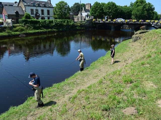 Concours Léguer Street fishing