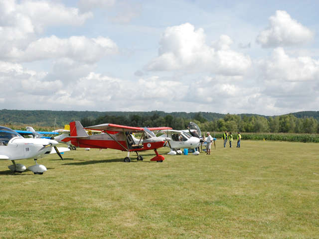 Club d'aviation légère de Haute-Normandie