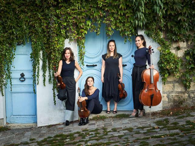 Quatuor Zaïde - Musique
