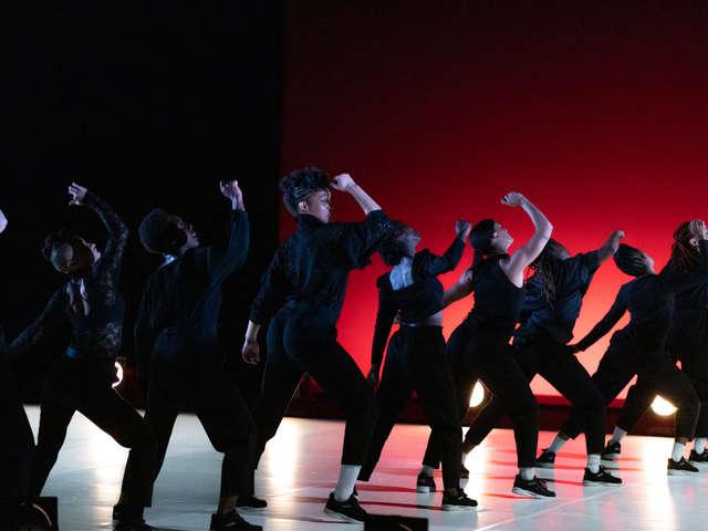 Queen Blood - Danse