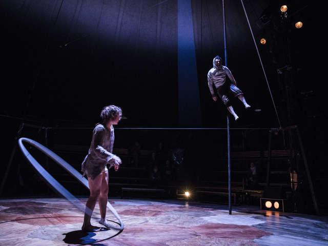 Des bords de soi - Cirque