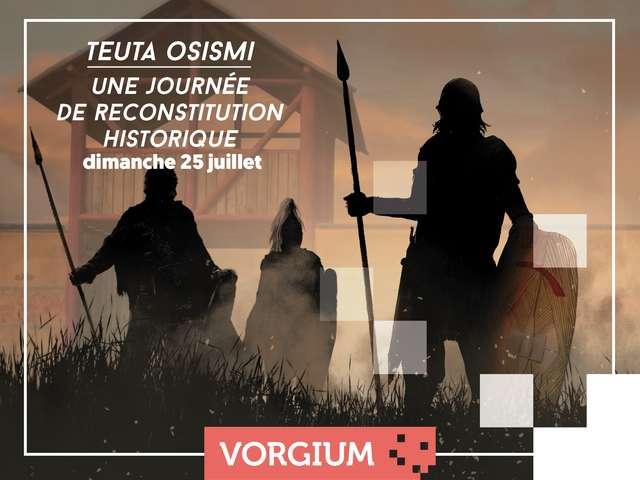 Les Gaulois reviennent à Vorgium : une journée de reconstitution historique