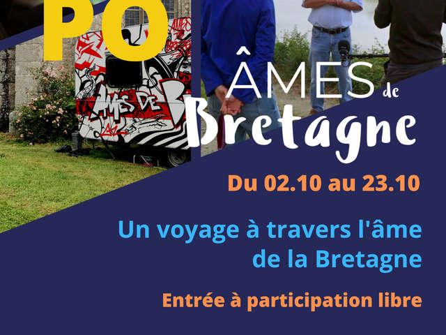 """Exposition """"Un voyage à travers l'âme de la Bretagne"""