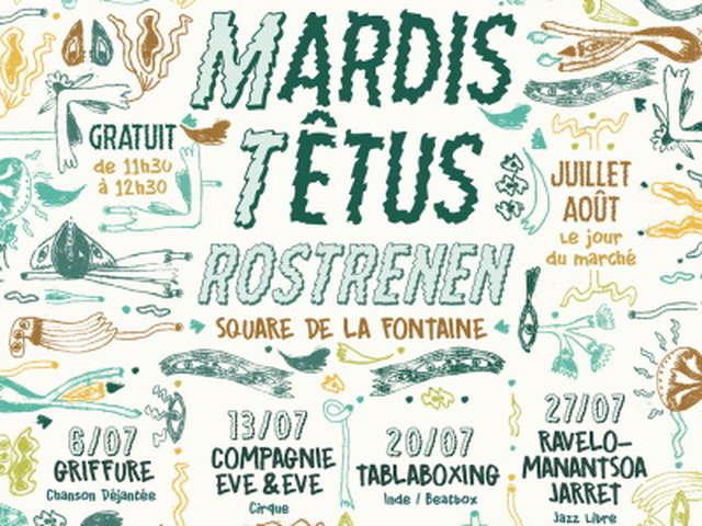 Les Mardis Têtus | Concert