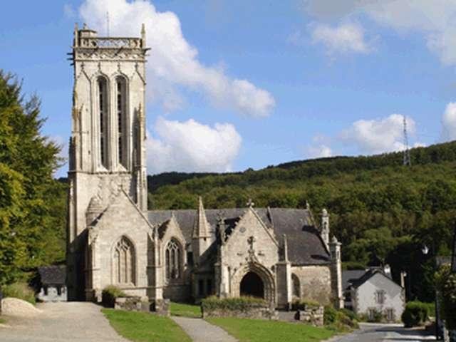 Visite découverte de la Chapelle de St Herbot