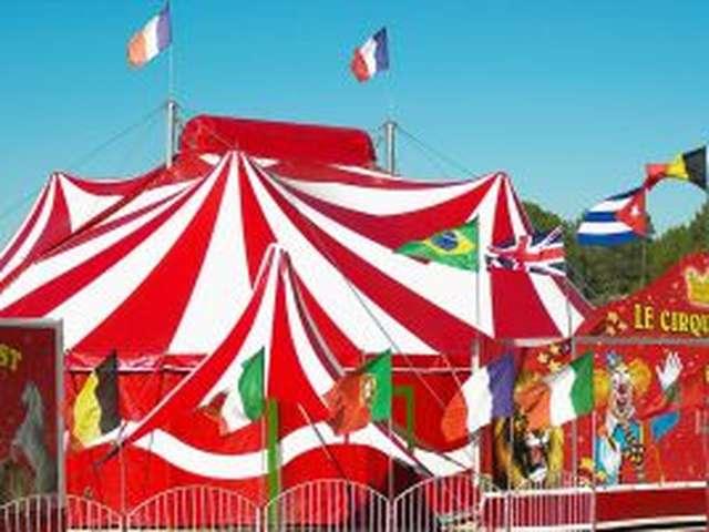 Cirque et humour :