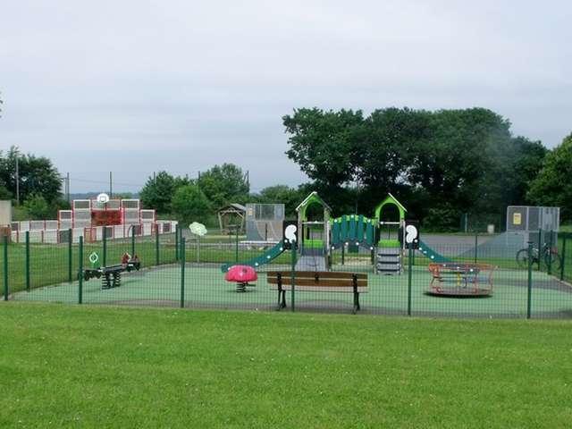 Parc de loisirs de Plounévez-Moëdec