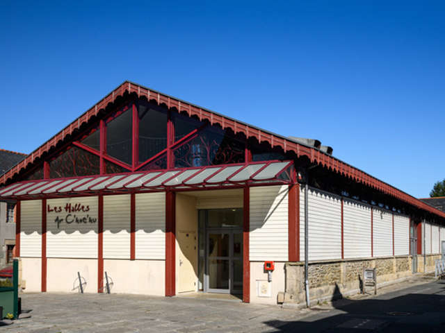 Salle des Halles