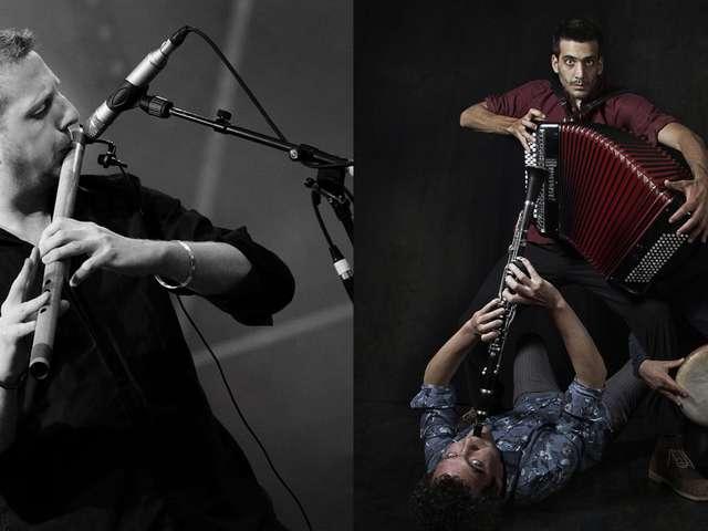 Concerts : Distro et Bey Ler Bey Trio
