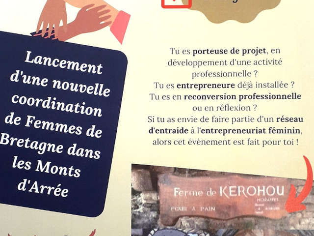 Ferme de Kerohou - Femmes de Bretagne
