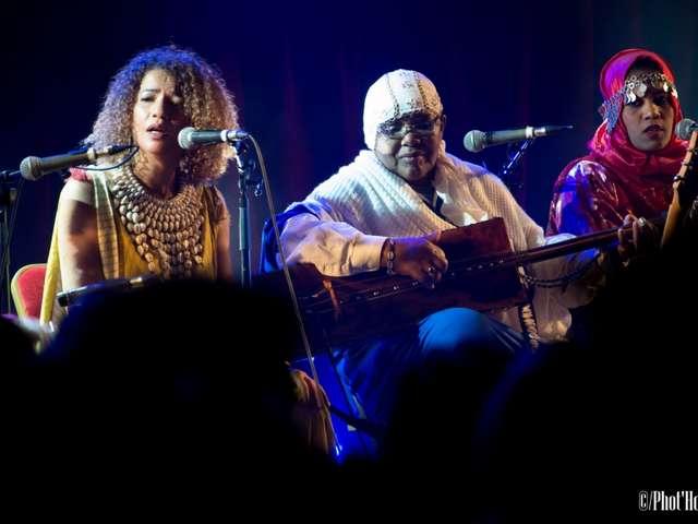 Concert : Musiciennes du groupe Lemma