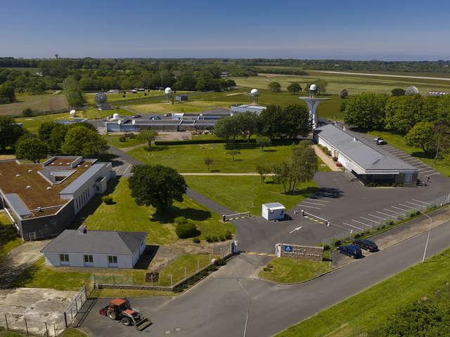 Météo France - Centre de météorologie Spatiale
