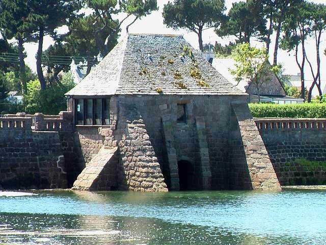 Moulin à marée de Trégastel