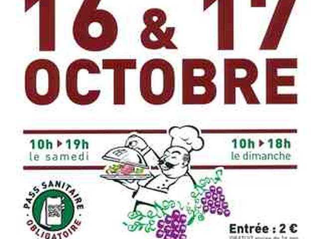 Salon vins & gastronomie à Huelgoat