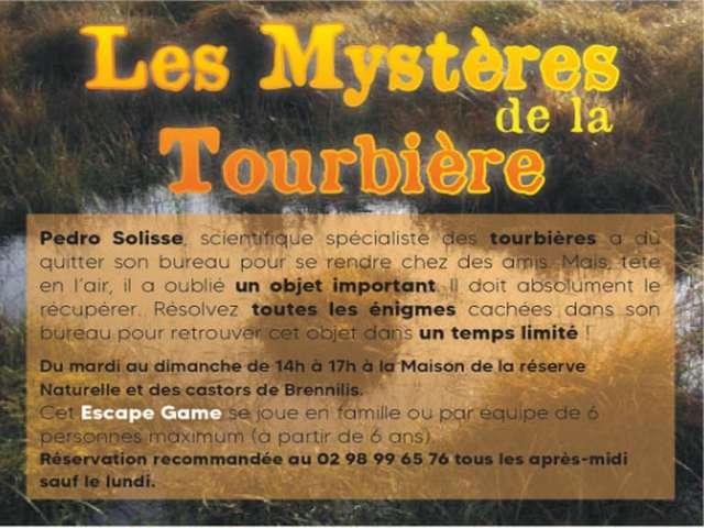 Mystérieuse Tourbière