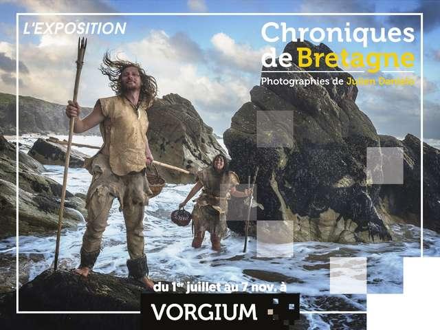 Chroniques de Bretagne, photographies de Julien Danielo