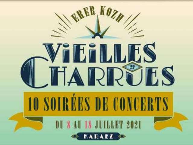 Festival des Vieilles Charrues : 10 soirées de concerts